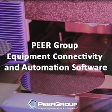 PEER Group Equipment Automation Software for OEMs