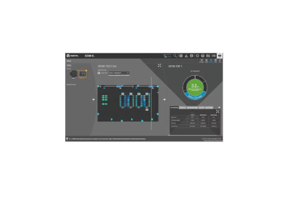 Manage and control your entire data center cooling system for up to 50% higher efficiency