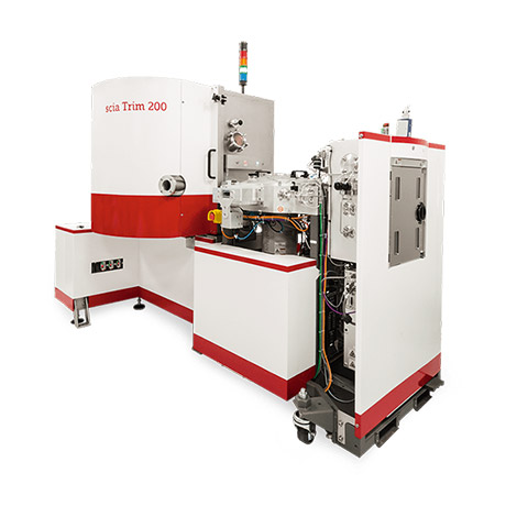 Scia Systems - Ion Beam Etching Systems - scia Mill 150 et 200