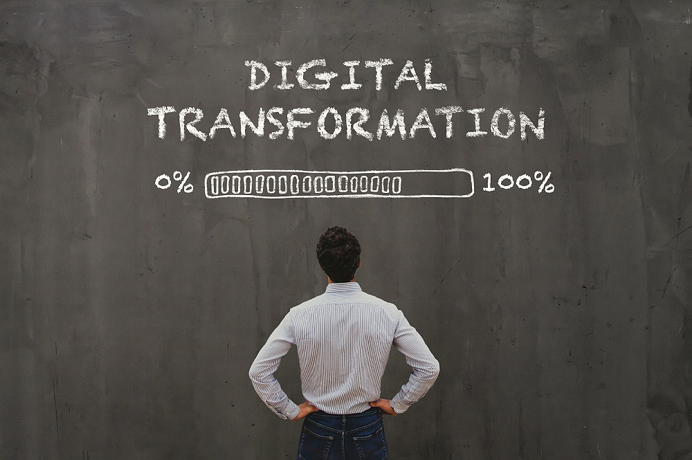 Yes, you heard it here: digitization is not digital transformation