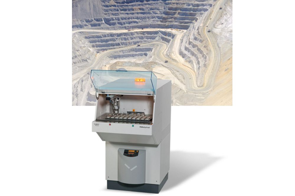PANalytical CubiX³ Minerals X-Ray Diffractometer (XRD)