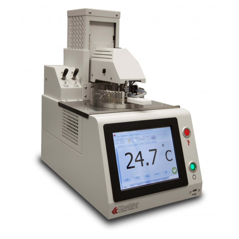 Koehler Automated Pensky-Martens Flash Point Tester