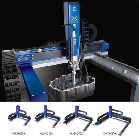 Musashi Engineering - In-line and integration Robot - ImageMaster 350PC Smart XMΩX