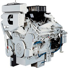 Cummins Inc.-Diesel Engine/Marine
