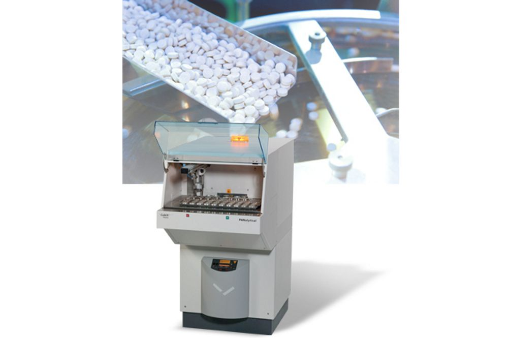 PANalytical CubiX³ Pharma X-Ray Diffractometer (XRD)