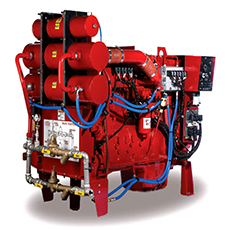 Cummins - Diesel Engine & Fire Pump