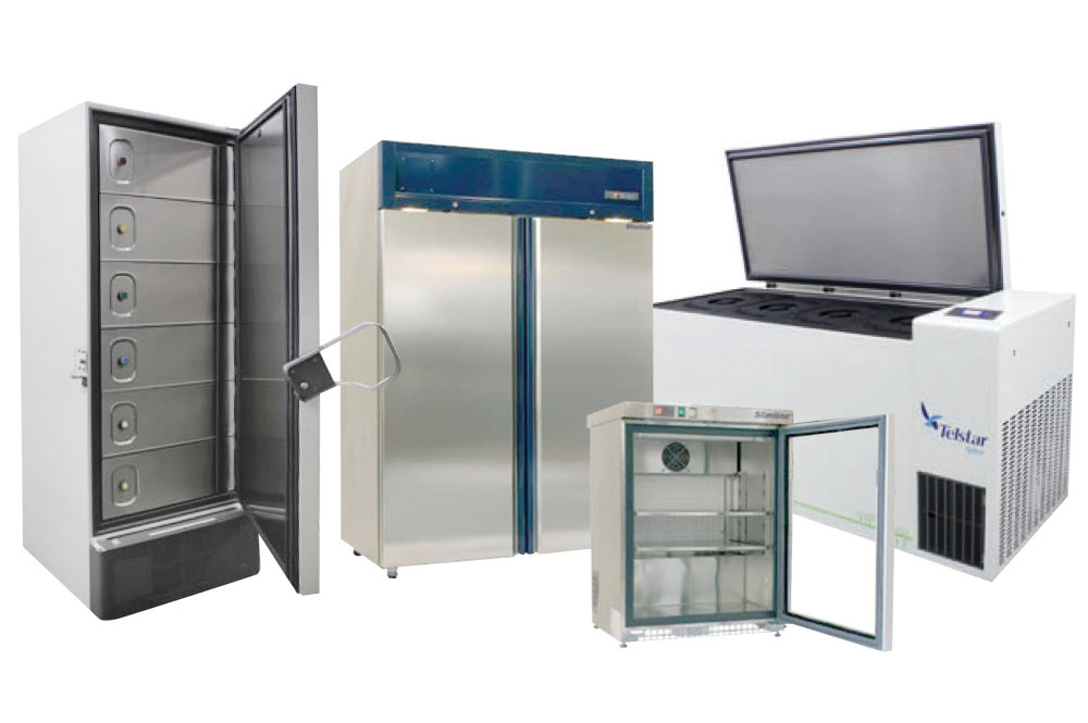 Telstar Lifesciences-General Lab Equipment-Ultra Low Temperature freezers (-86°C & -45°C)