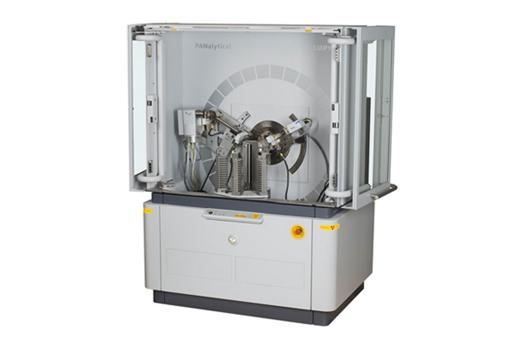 PANalytical Empyrean Alpha-1 X-Ray Diffractometer (XRD)