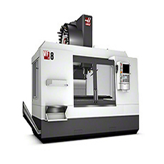 Haas - CNC Vertical Machining Centers - 50-Taper Standard