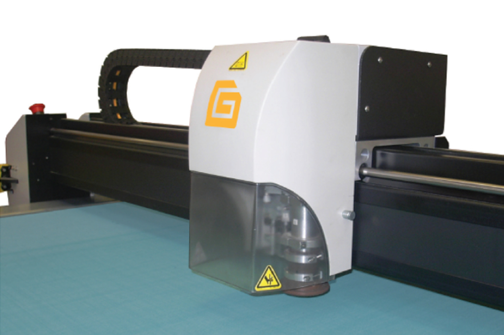 GERBER DCS 2600 Cutter - Ultimate solution for material processing of complex materials
