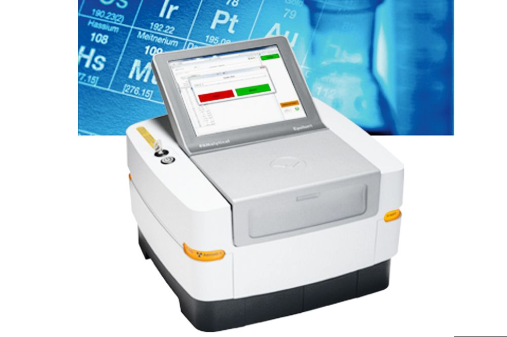 PANalytical Epsilon 1 Benchtop XRF Spectrometer - Research and education