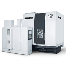 Liebherr - Gear Generating and Profile Grinding - LGG/LCS/LGF Series