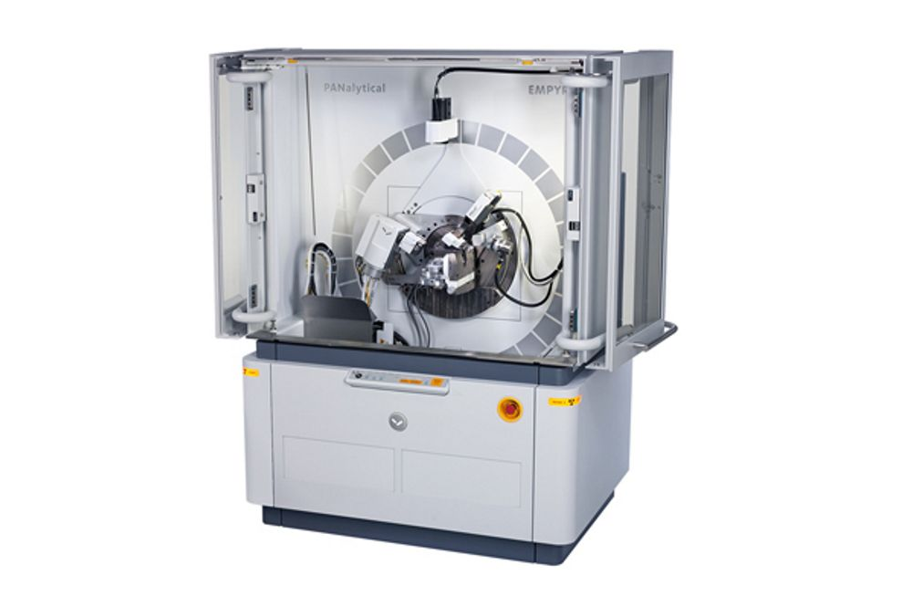 PANalytical Empyrean X-Ray Diffractometer (XRD)