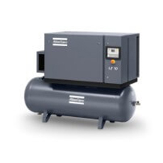 Atlas Copco - Oil-free air compressor -LZ