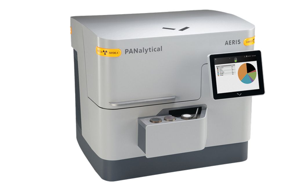 Malvern Panalytical Aeris fullimage. Aeris is the most intuitive X-Ray diffractometer benchtop. Made for operator use.