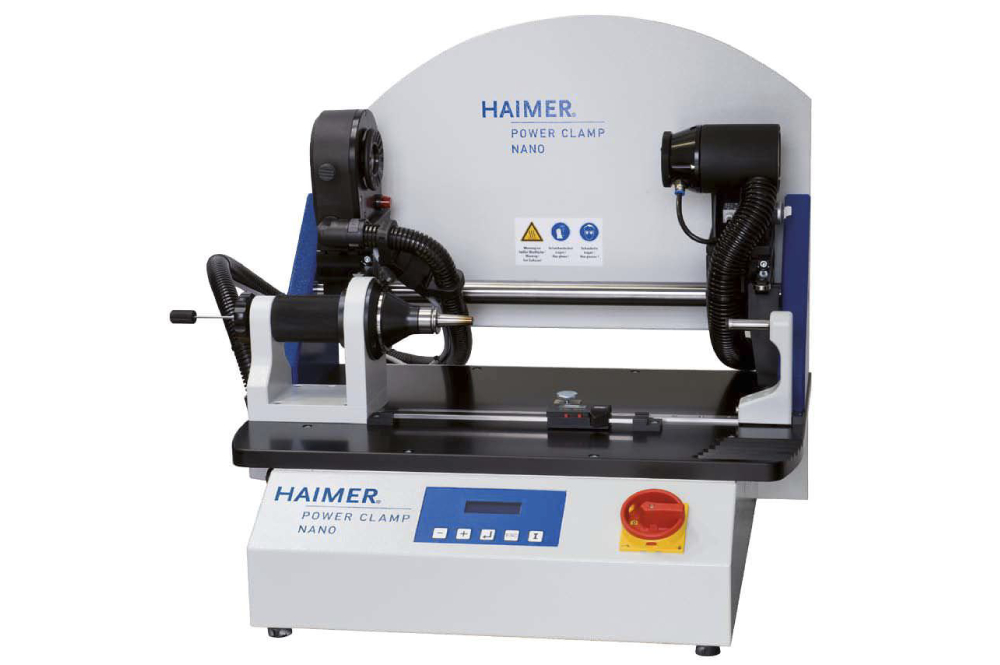 HAIMER Power Clamp Basic Line - Nano