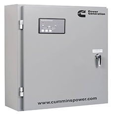 Cummins Power Generation - Automatic Transfer Switch - IEC