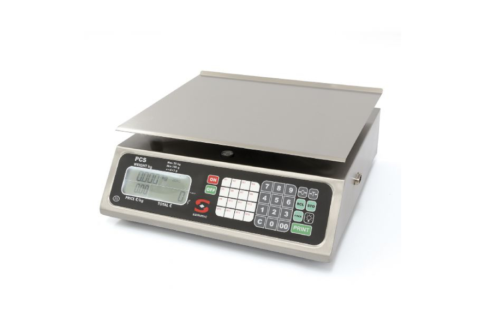 SAMMIC Commercial Scales PCS-20
