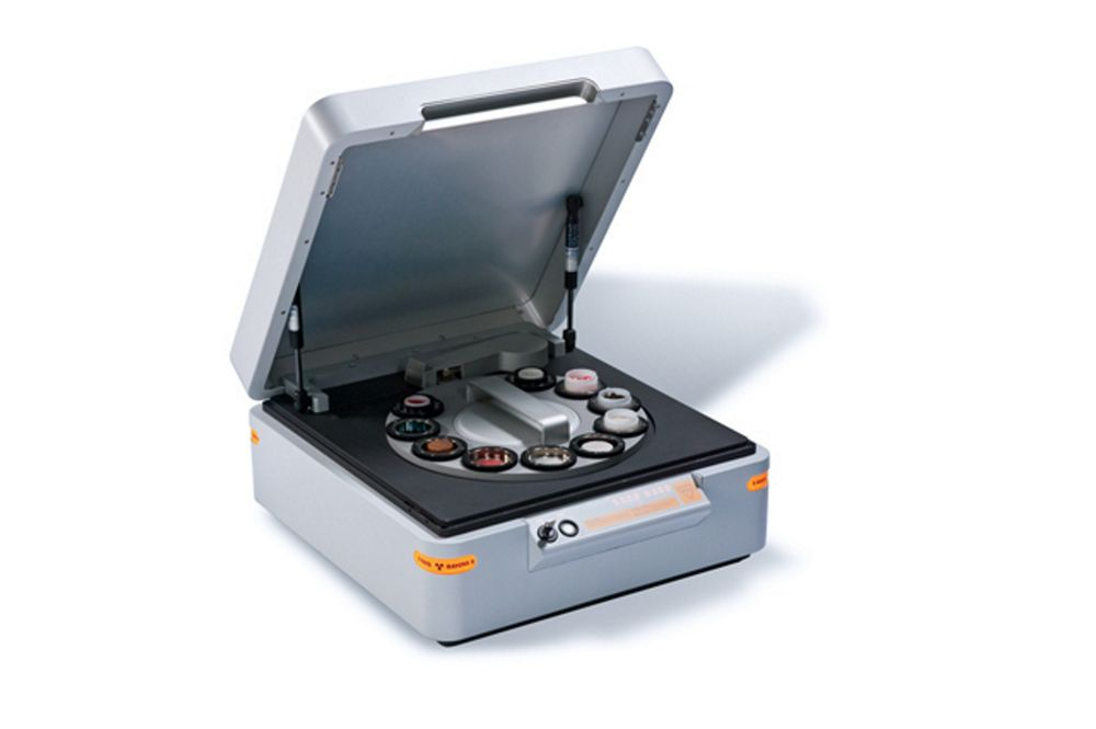 PANalytical Epsilon 3X Benchtop XRF Spectrometer Automation