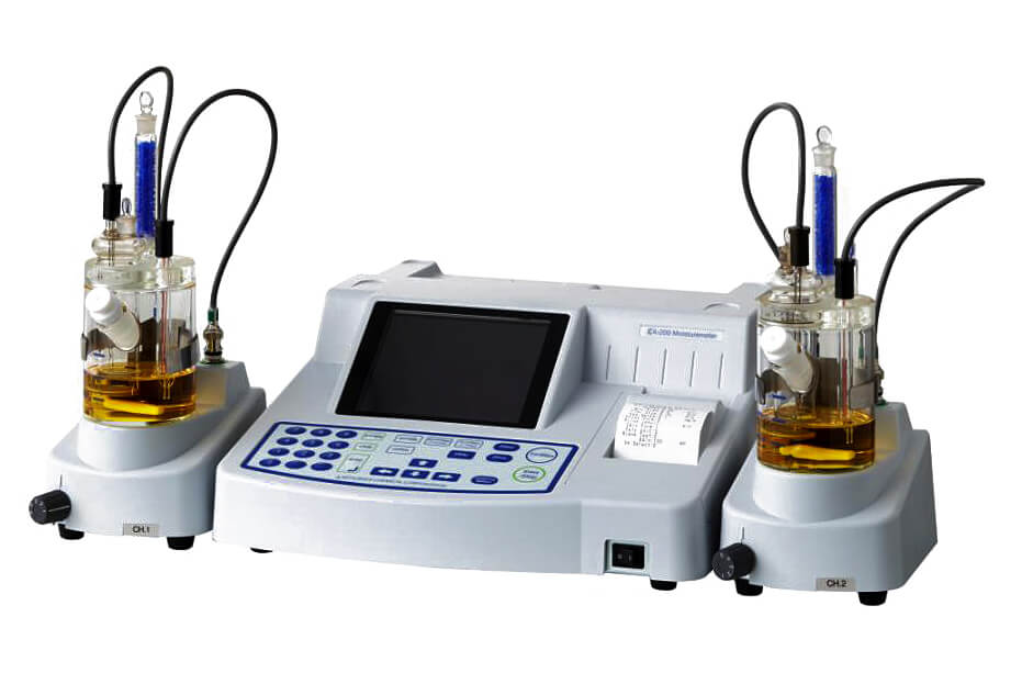 Nittoseiko Analytech - Chemistry Equipment - CA-200 Coulometric Moisture Meter