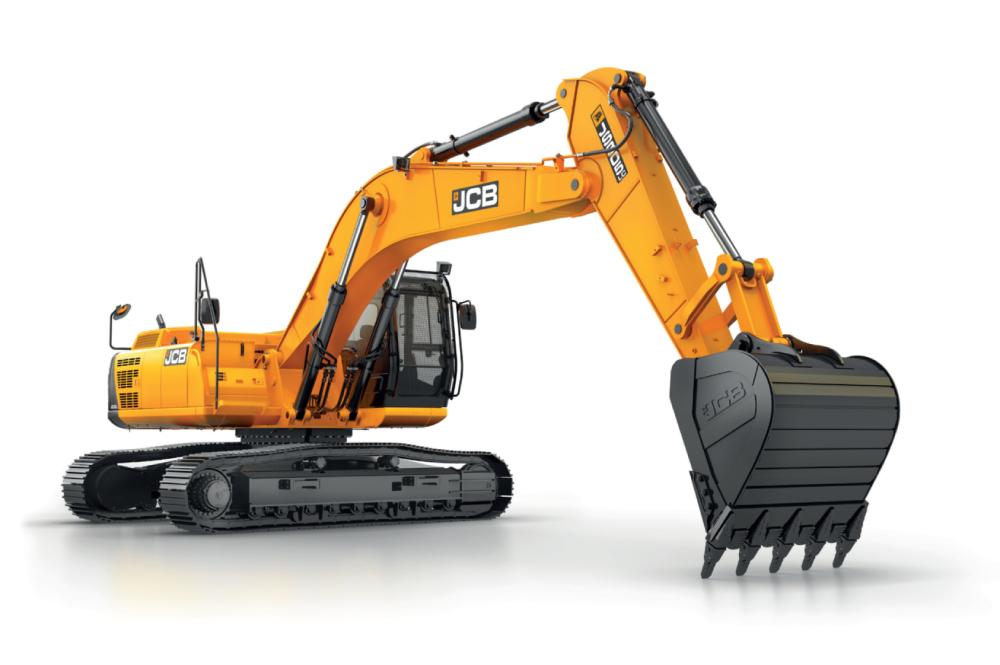 JCB - Excavators - DKSH Product