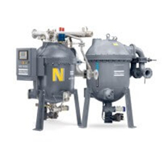 Atlas Copco - Rotary drum dryers - MDG & MD & ND