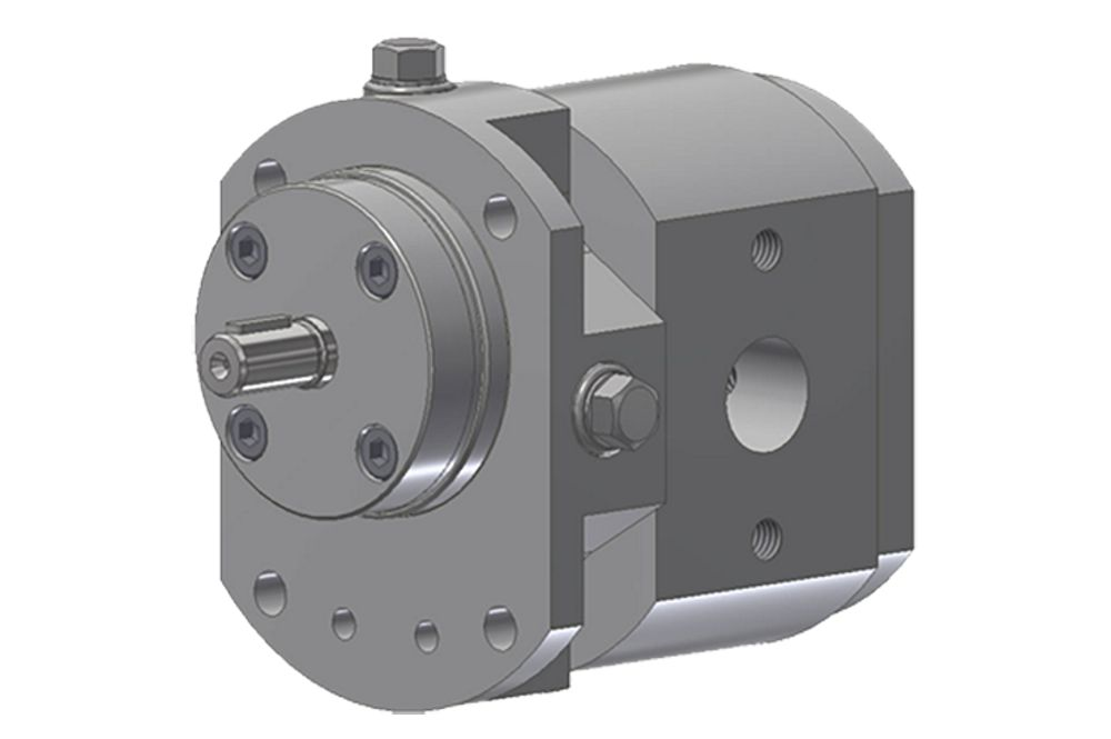 MAAG F series gear pump Chemical & Industrial Pumps