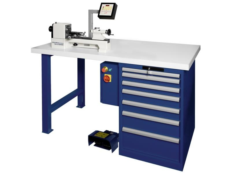 Schaublin - High precision lathes - Conventional Turning