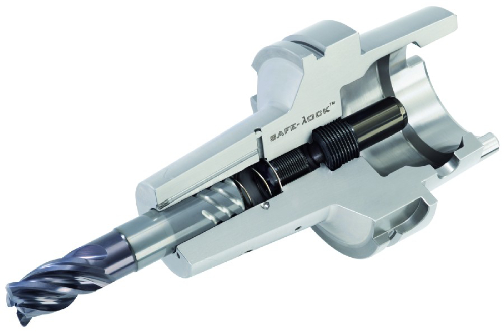 HAIMER Tooling Technology Safe-Lock™