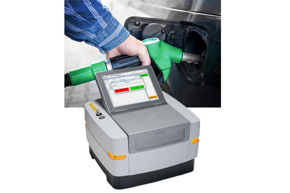 PANalytical Epsilon 1 Benchtop XRF Spectrometer - Sulfur in fuels