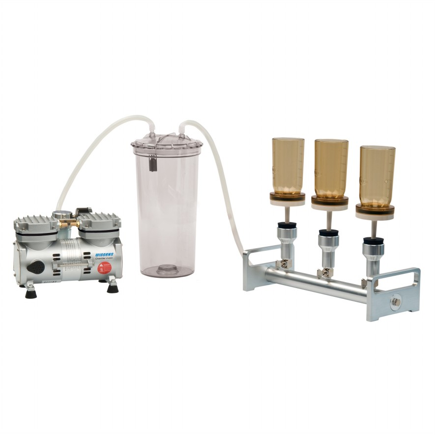Wiggens Multi-Position Filtration System