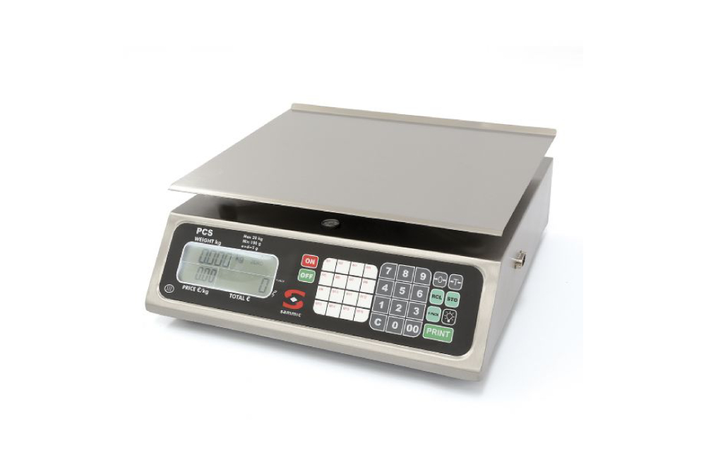 SAMMIC Commercial Scales PCS-35