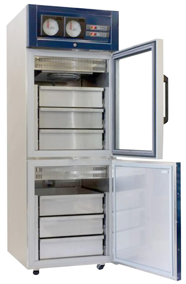Telstar Lifesciences-General Lab Equipment-Combined laboratory refrigerator & freezer