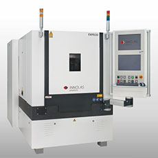 InnoLas Solutions - Split Axis Machine - EXPEGO