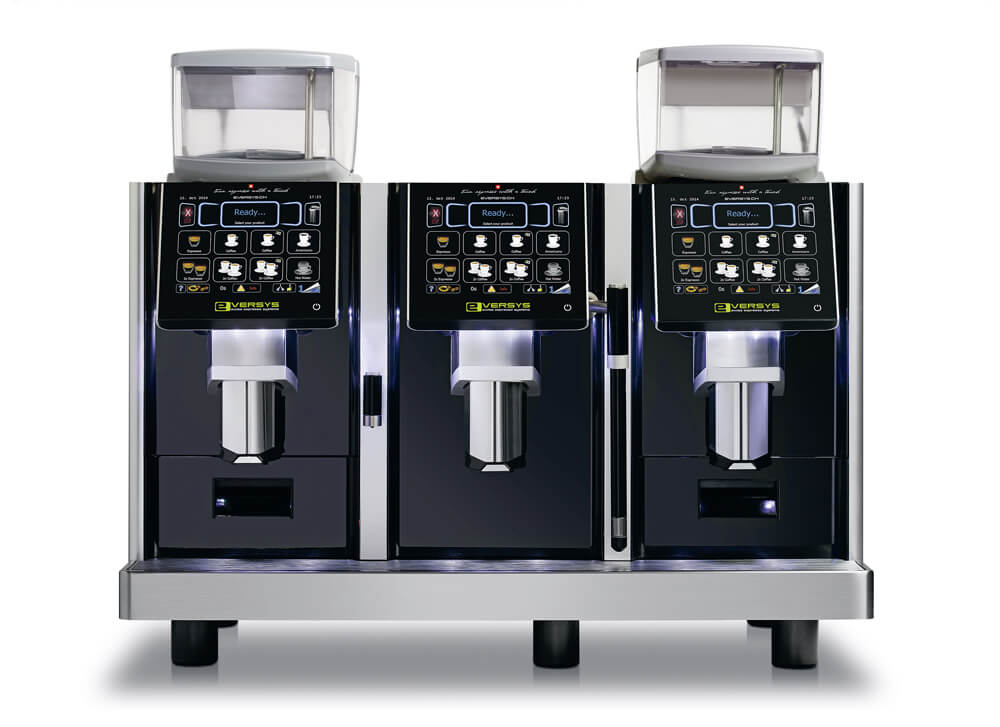 Eversys - Coffee Machine - e