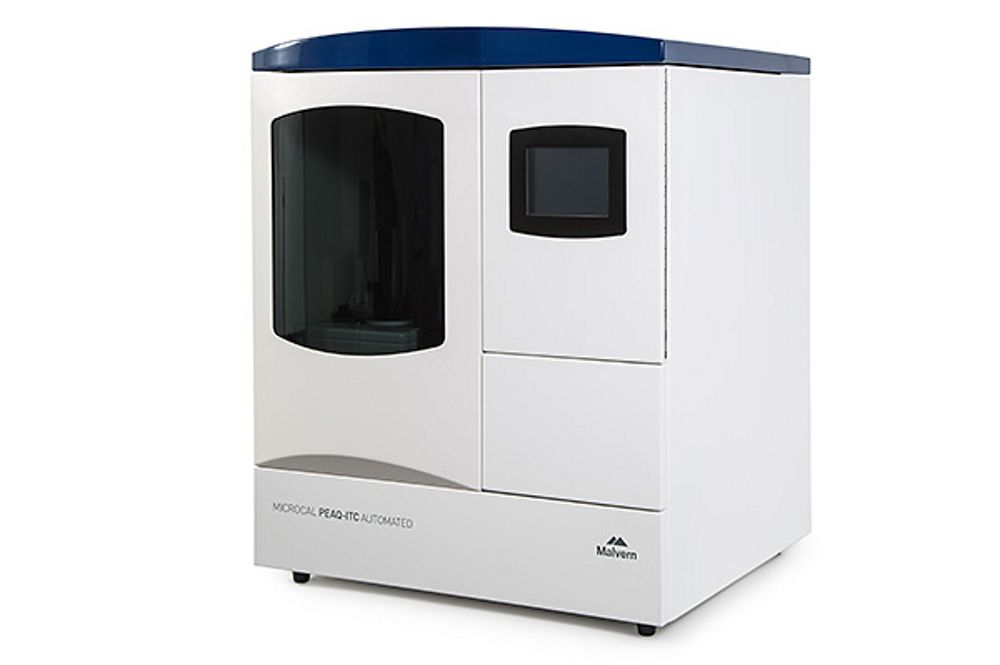Malvern MicroCal PEAQ-ITC Automated