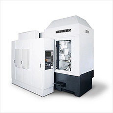 Liebherr - Gear Shaping - LS Series