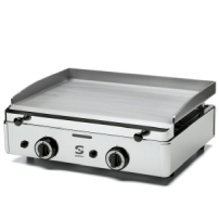 Sammic - Commercial Grills - Gas Griddle Plates